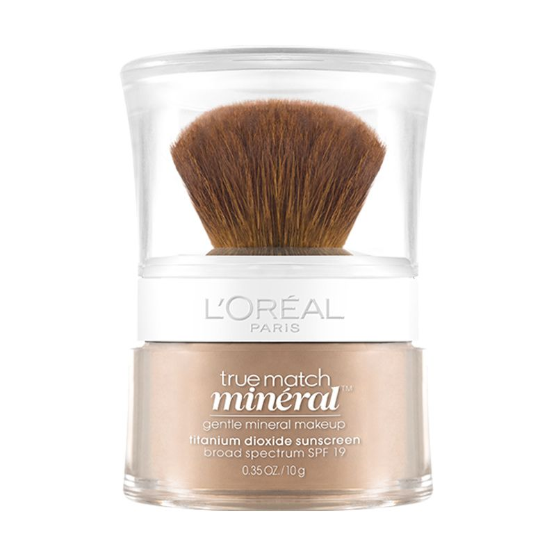 L'Oreal Paris True Match Mineral Soft Ivory Foundation