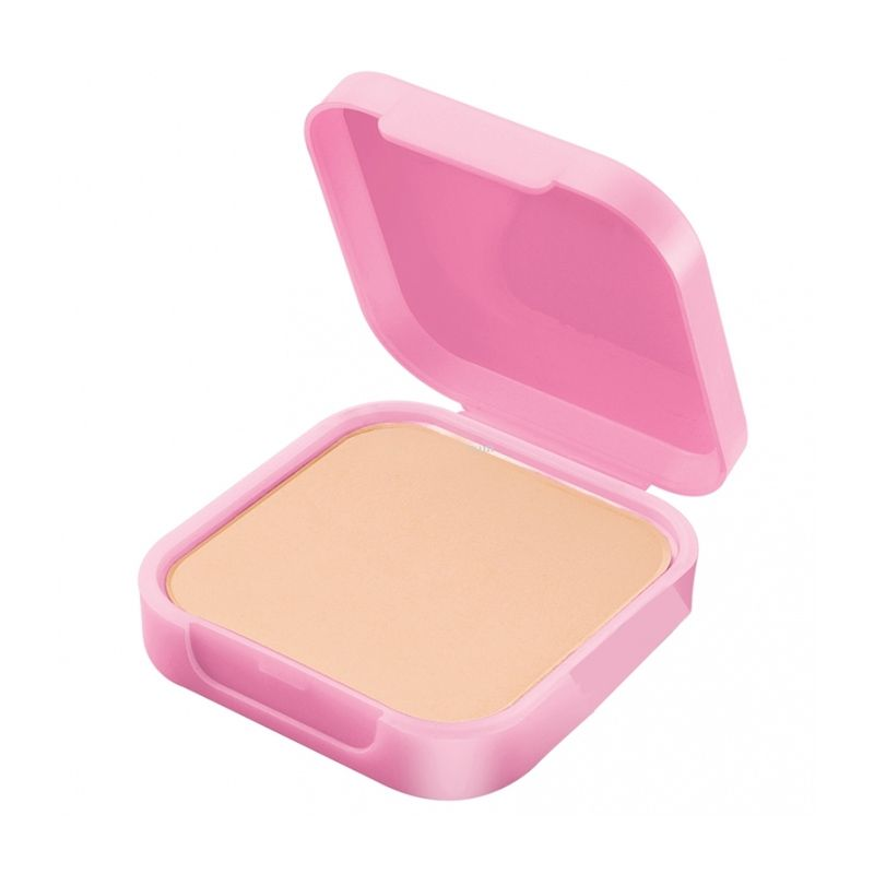 Maybelline Clear Smooth All in One Two Way Cake 03 Natural Compact Powder Bedak [Refill]
