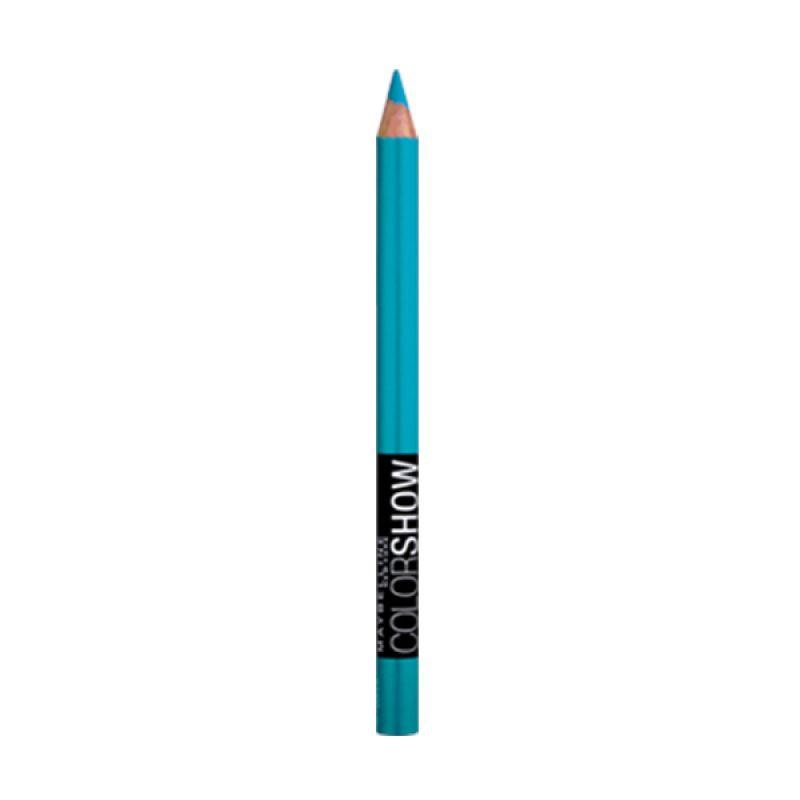 Maybelline Color Show Metallic Turquoise Eyeliner