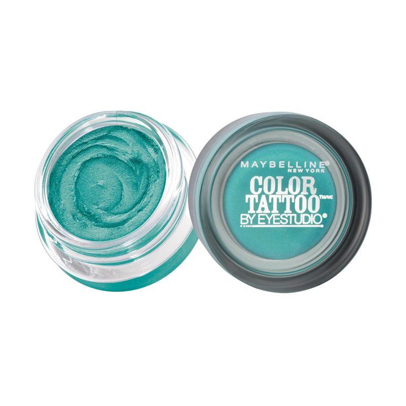 Maybelline Color Tattoo Emerald Eyeshadow