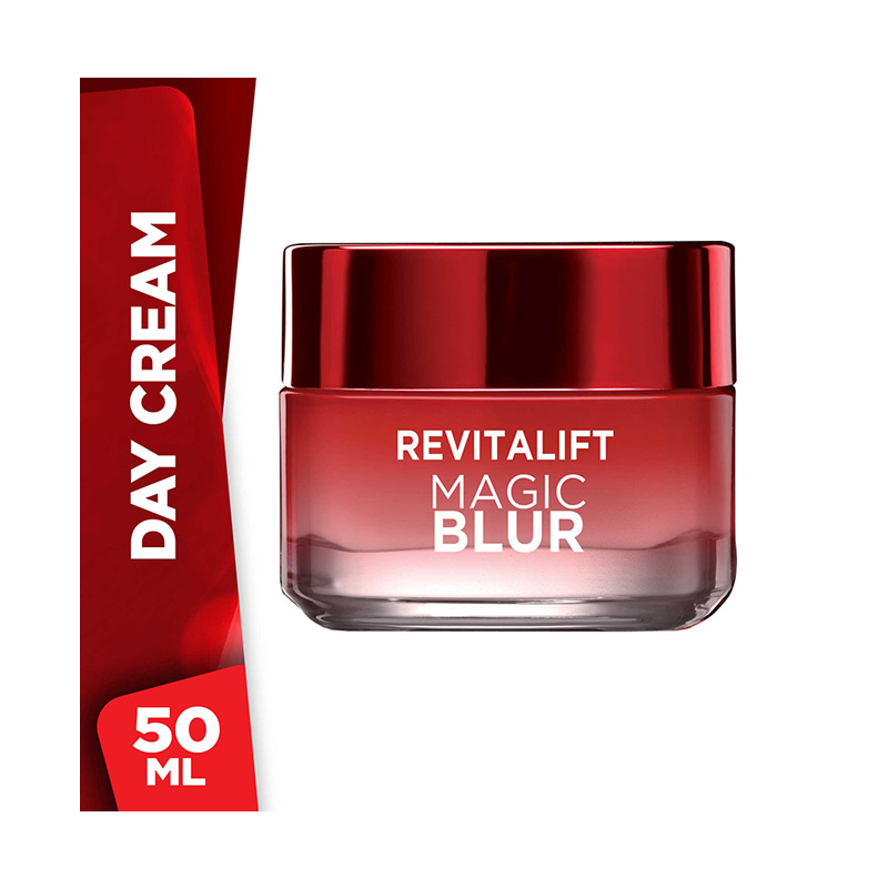 L'Oreal Paris Dermo Expertise Revitalift Magic Blur Moisturizer [50 mL]