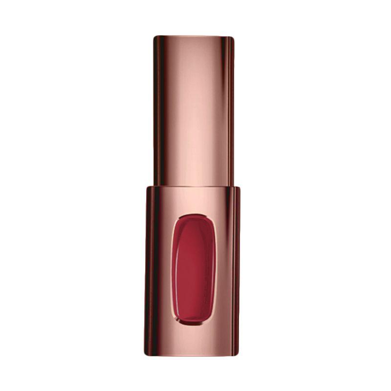 L'Oreal Paris Makeup L'Extraordinaire Matte Lacquer V107 Madeleine Pink Lipstick