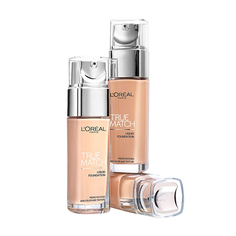 L'Oreal Paris Makeup True Match Liquid Foundation - N3 Nude Vanilla