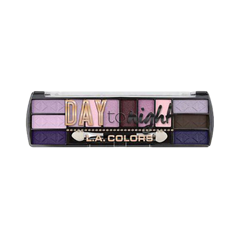 LA Colors Day To Night Eyeshadow - Dusk