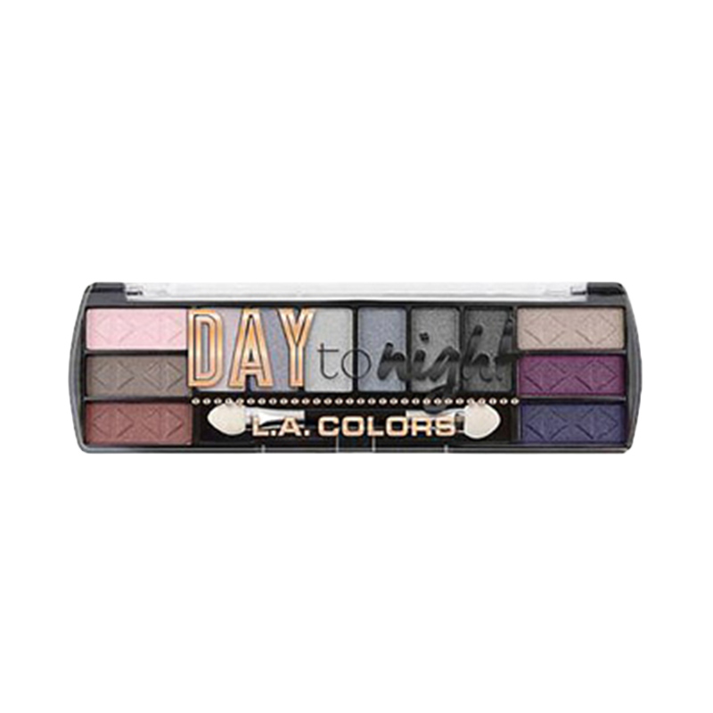 LA Colors Day To Night Eyeshadow Evening