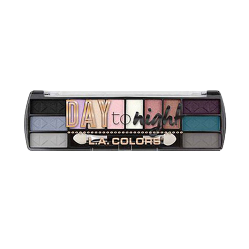LA Colors Day To Night Eyeshadow - Morning Tide