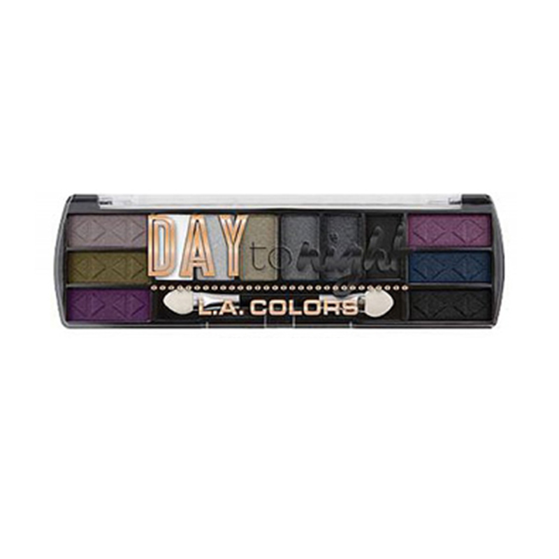LA Colors Nightfall Day To Night Eyeshadow