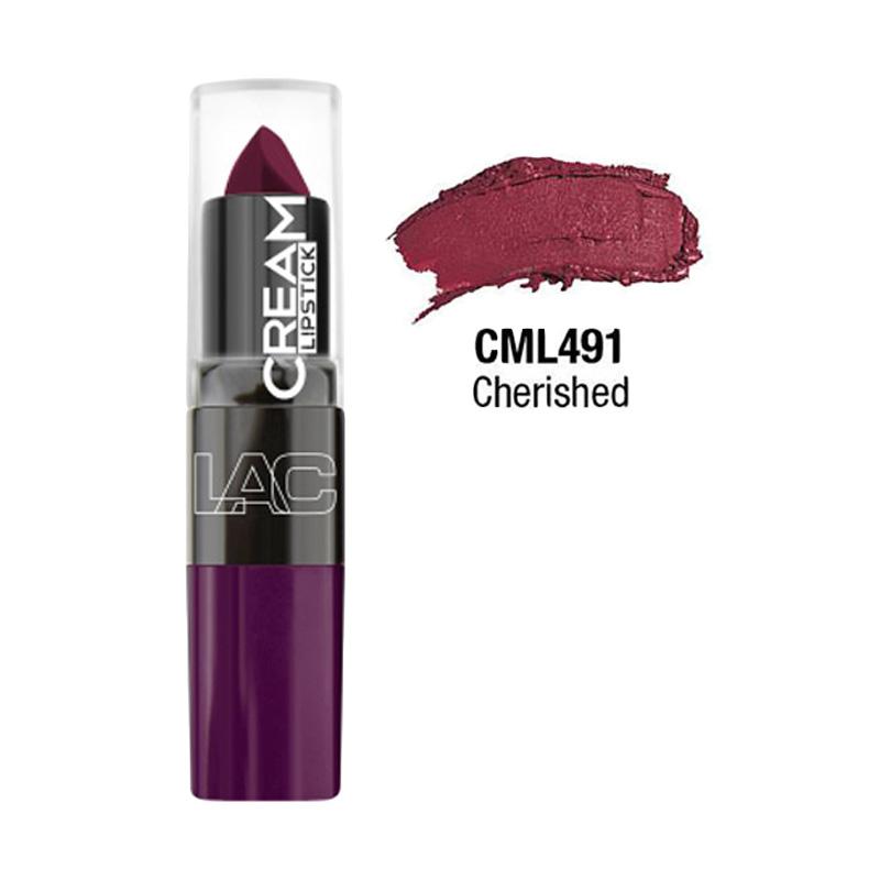 LA Colors Moisture Cream Lipstick - Cherished
