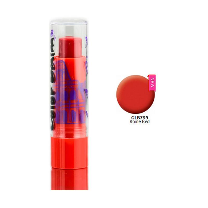LA Girl Color Balm - Rome Red