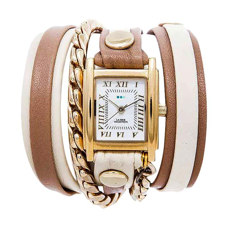 La Mer Collections Savannah Wrap Watch