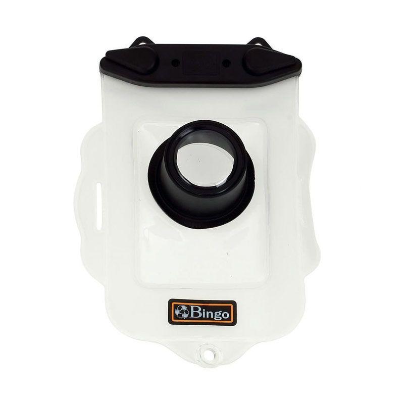 Bingo WP01-11 Putih Waterproof Bag for Camera Pocket or Mirroless
