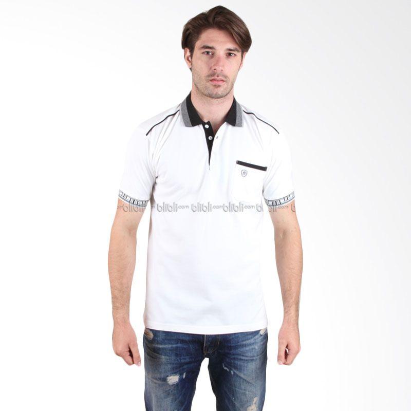 Labette Polo Shirt 102461801 White Extra diskon 7% setiap hari Extra diskon 5% setiap hari Citibank – lebih hemat 10%