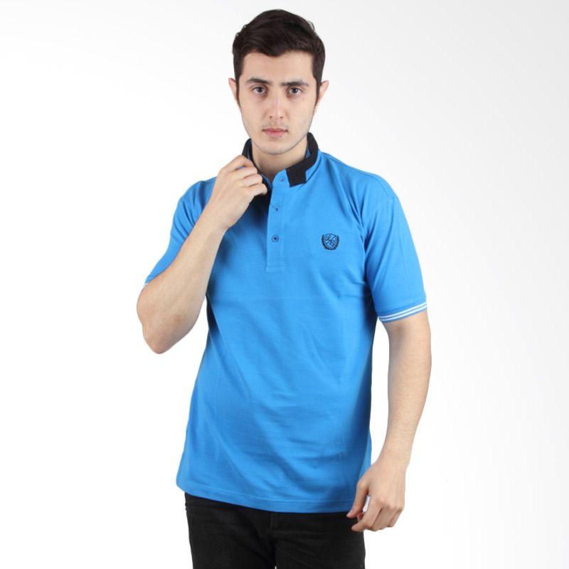 Labette Polo Shirt Blue 102430911