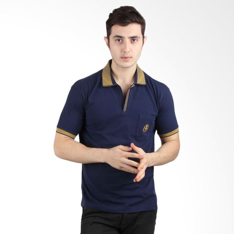 Labette Polo Shirt Dark Blue 102420212