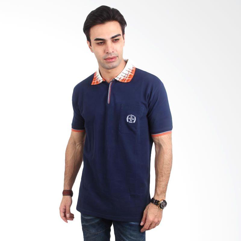 Labette Polo Shirt Dark Blue Extra diskon 7% setiap hari Extra diskon 5% setiap hari Citibank – lebih hemat 10%
