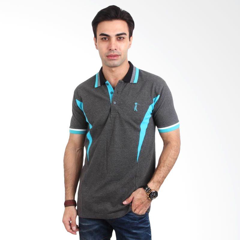 Labette Polo Shirt Dark Grey Collar Stripe Extra diskon 7% setiap hari Extra diskon 5% setiap hari Citibank – lebih hemat 10%