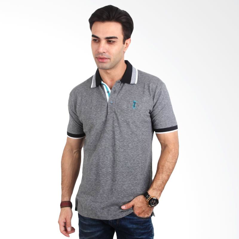 Labette Polo Shirt Dark Grey