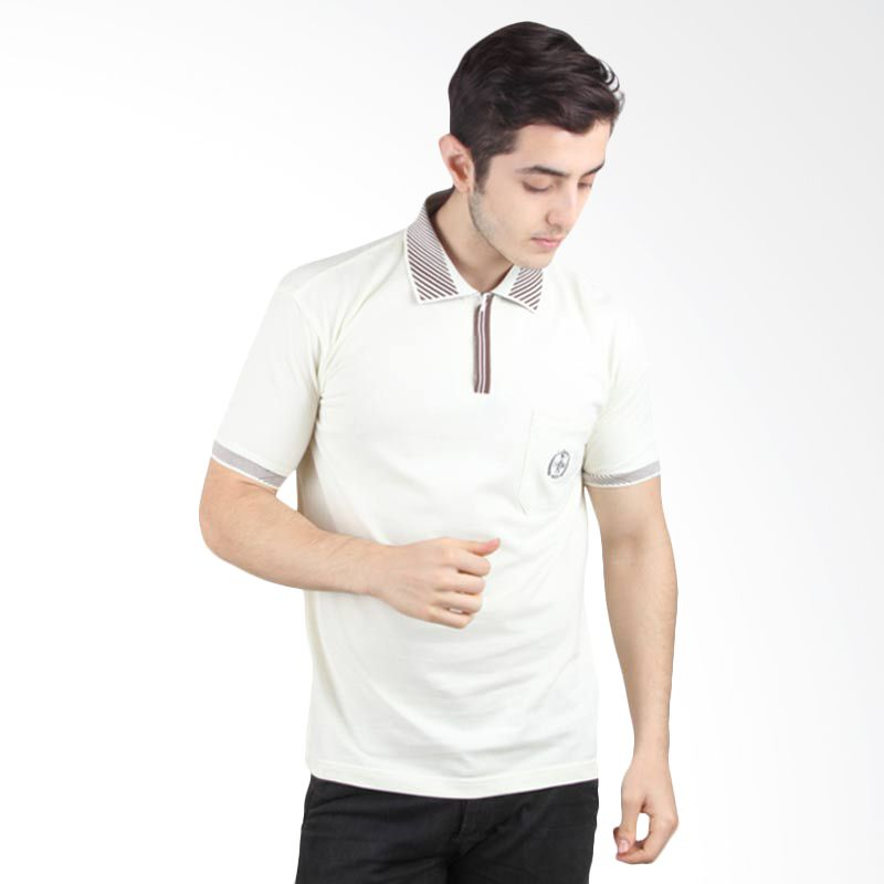 Labette Polo Shirt Off White 102420202