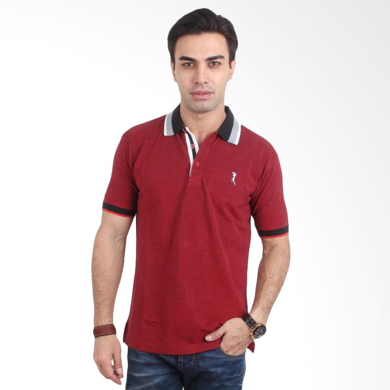 Labette Polo Shirt Red