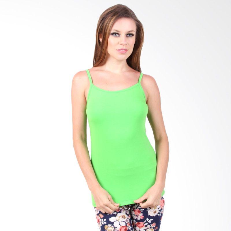 The B Club Cami Top Light Green