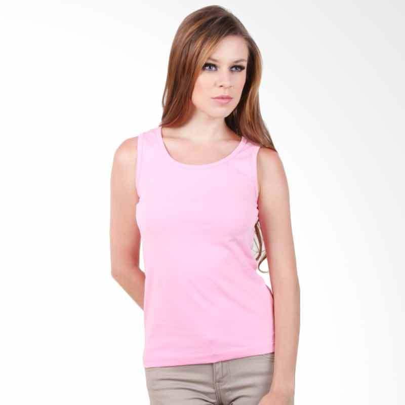 The B Club Tank Top Pink