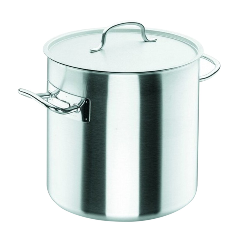 Lacor Chef Classic - Stock Pot - (With Lid 28 Cm)