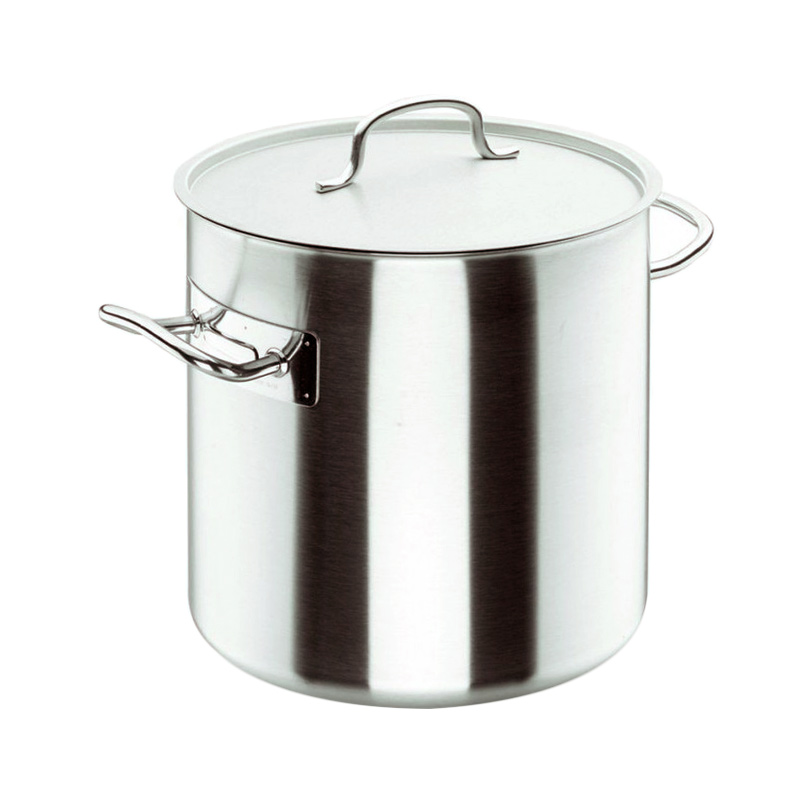 Lacor Chef Classic - Stockpot - (With Lid 32 Cm)