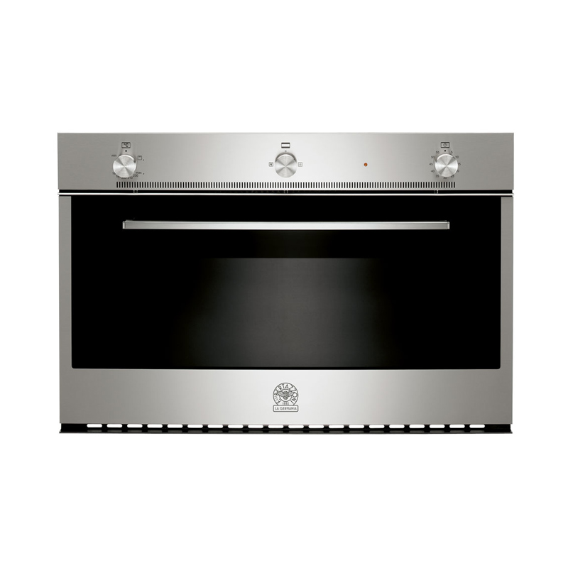 La Germania F 980 D9X Stainless Steel Oven Tanam Gas
