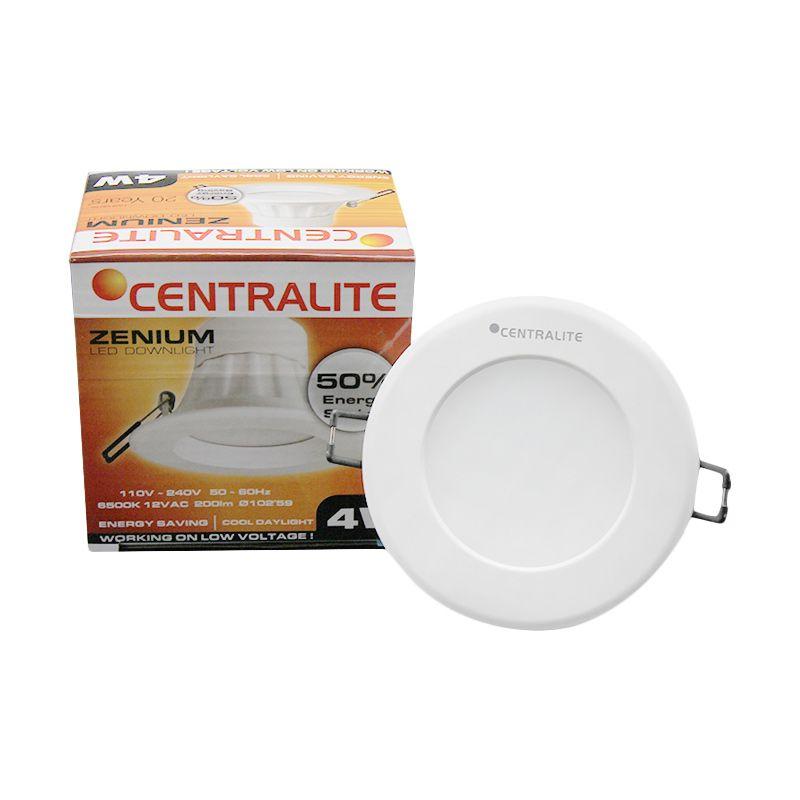 Lakkao Putih LED Downlight [4 Watt]