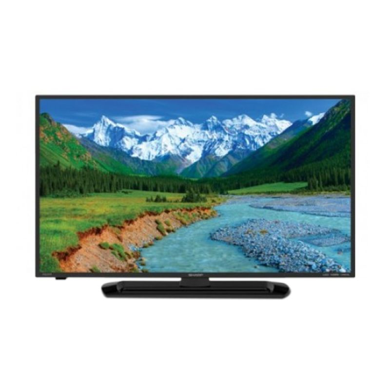 Sharp Aquos LC-32LE260 Hitam TV LED [32 Inch]
