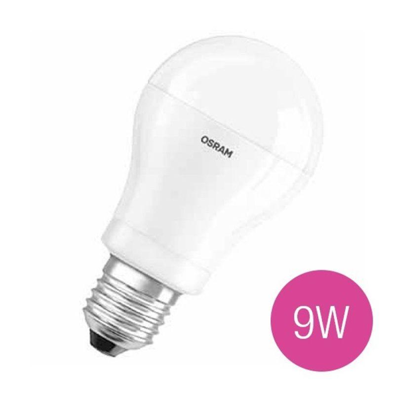 Osram Lampu Bohlam LED Star Classic A - 9 Watt - Putih