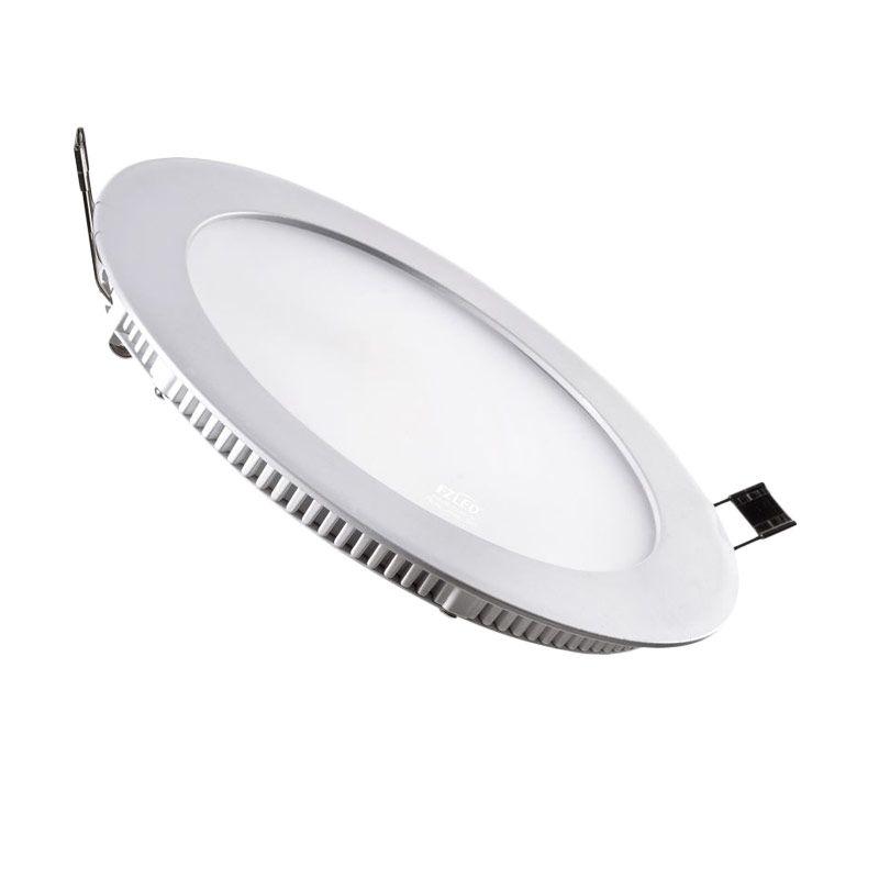 LED Round Tanam Natural White Lampu Downlight [18 Watt]
