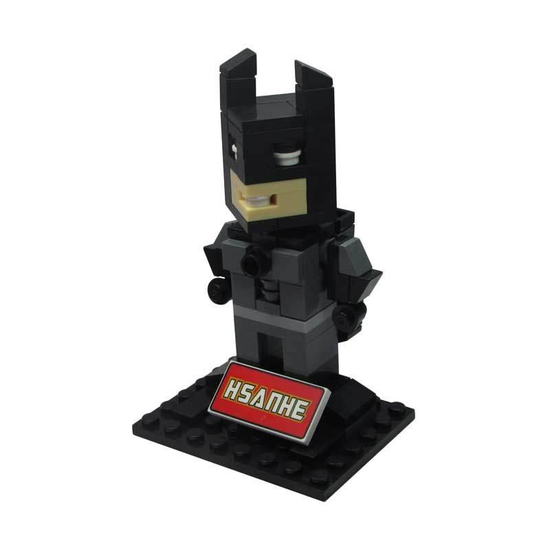 HSANHE BLOCK Cube Nano Micro World Series Batman Return 6329 Mainan Blok & Puzzle