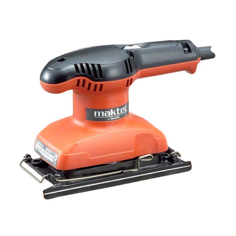 Maktec MT 921 Orange Mesin Amplas