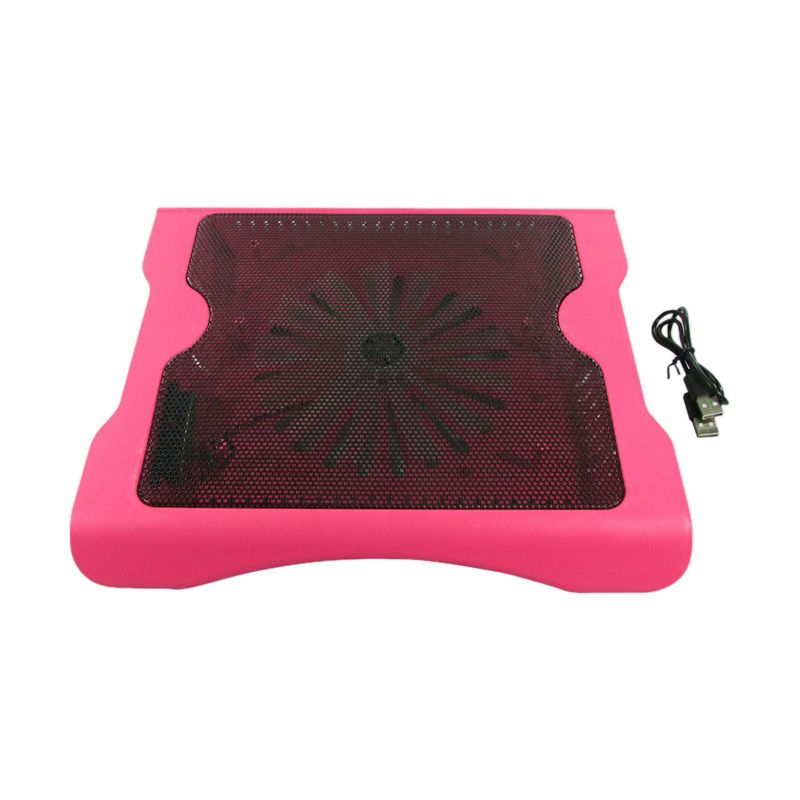 MID Big Fan Aluminium Pink Cooling Pad