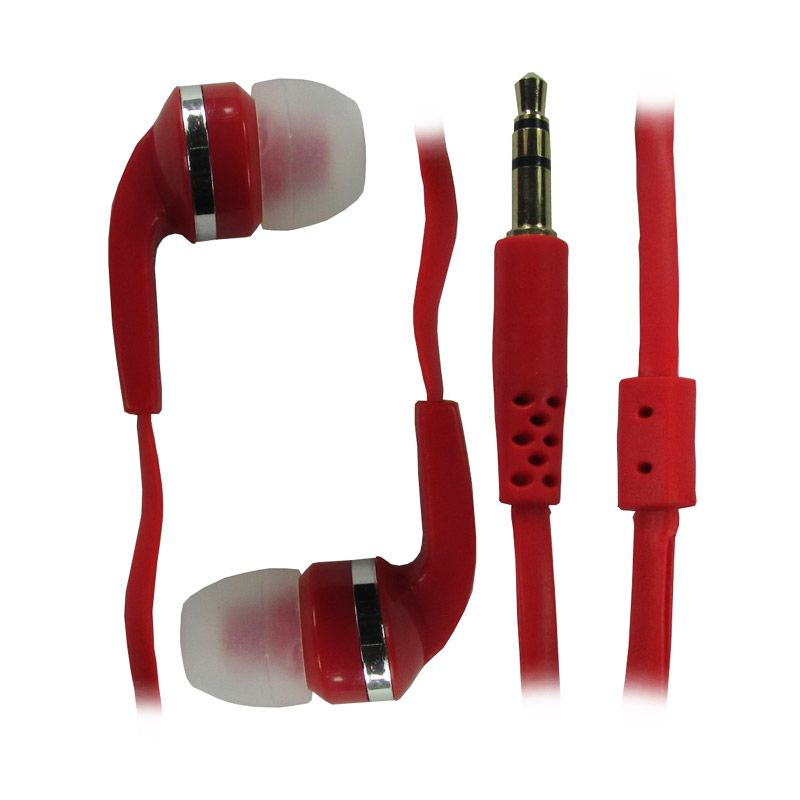 Yarden Full Color Red Headset