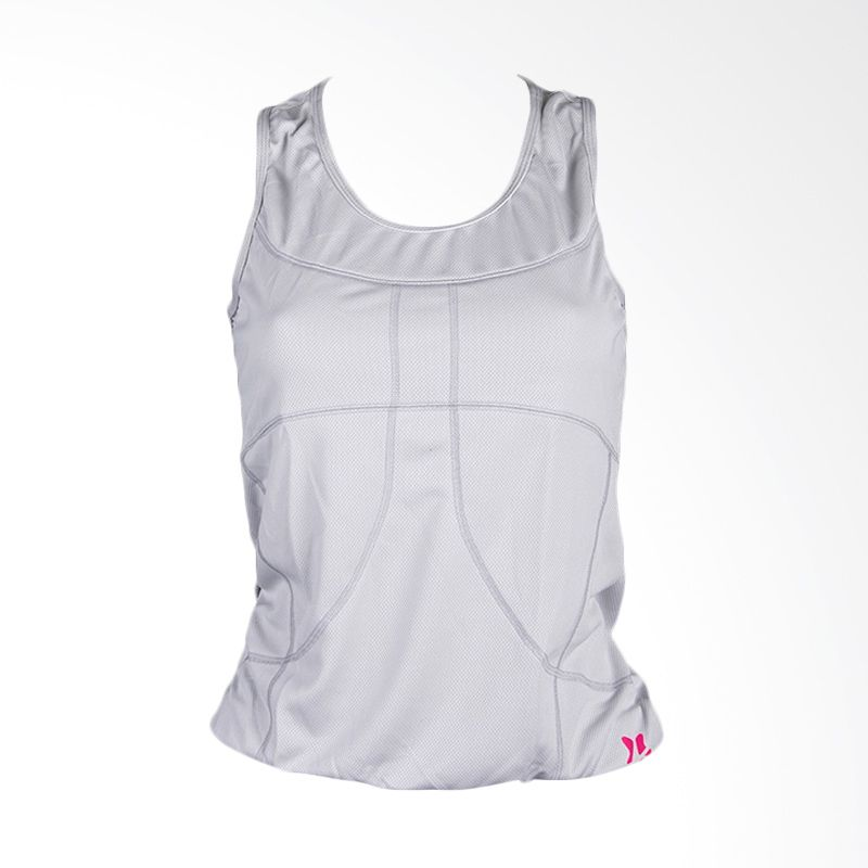 Lasona BRPS-2802-M Light Grey Baju Sepeda Wanita