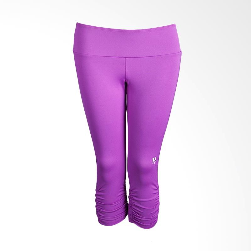 Lasona ST3-761-HE Purple Bawahan Fitness Wanita