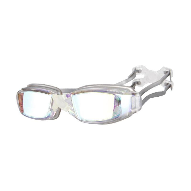 Lasona Blitz Irridium KC-BLT-I Silver Kacamata Renang