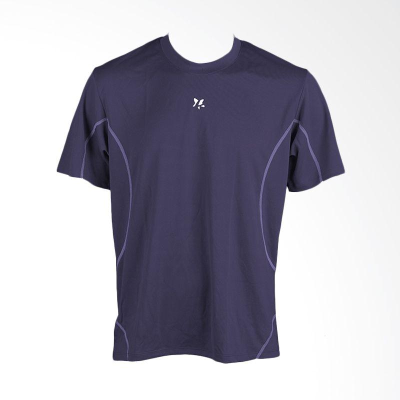 Lasona BM-A2853-M DGrey Baju Atasan Fitness Pria