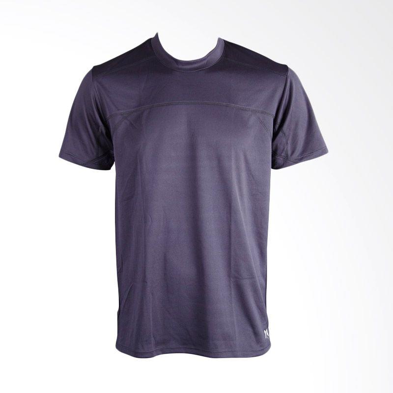 Lasona BM-A2907-M DGrey Baju Atasan Fitness Pria