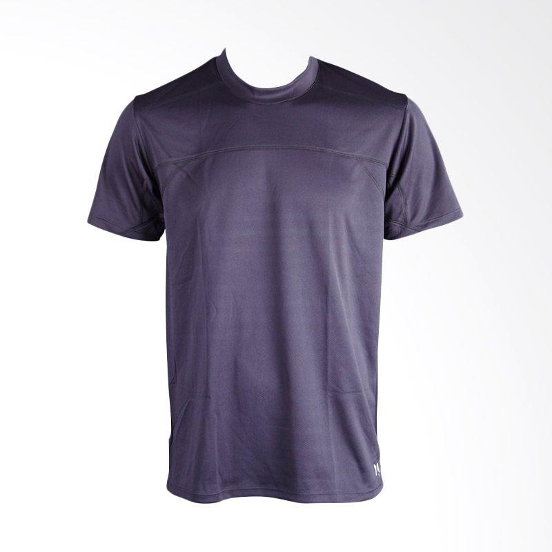 Lasona BM-A2907-MY DGrey Baju Atasan Fitness Pria