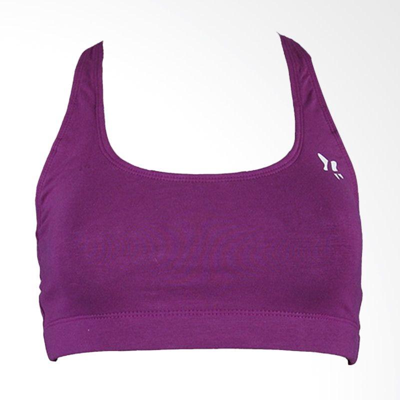 Lasona BR-2396-C 7 Purple Bra Senam