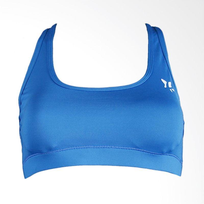 Lasona BR-2484C-E Blue Bra Senam Wanita