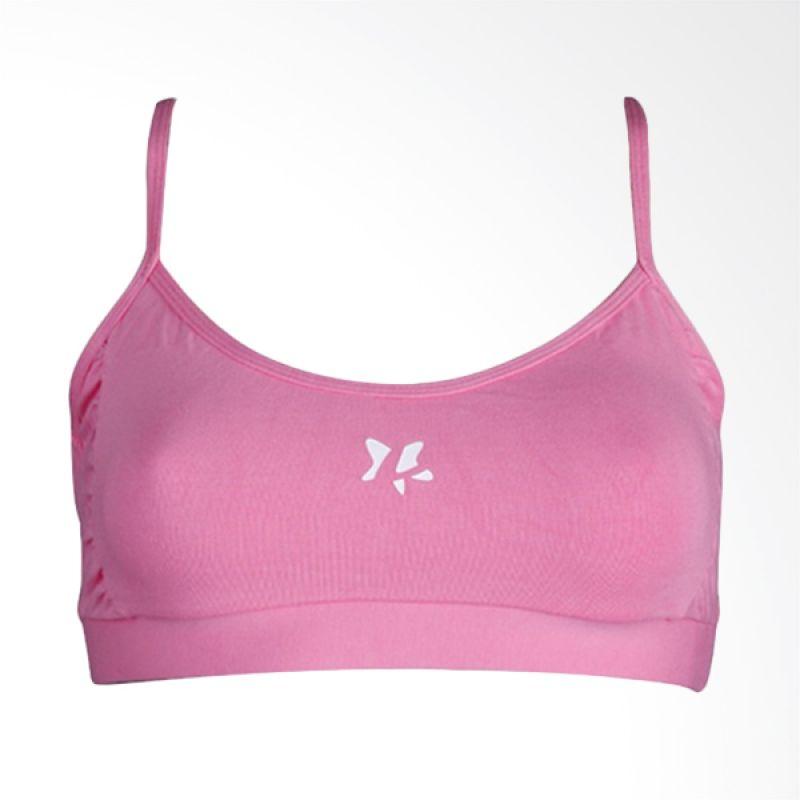 Lasona BR-2773-C 8 Pink Bra Senam