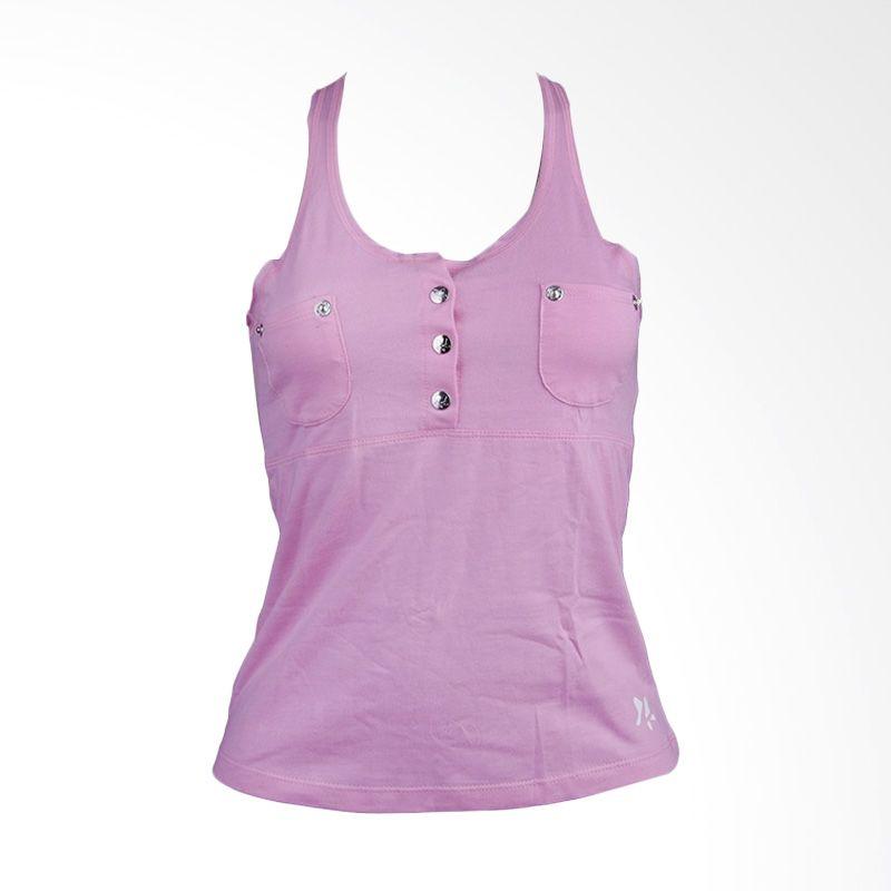 Lasona BRP-1738-T 2 Pink Baju Senam Wanita