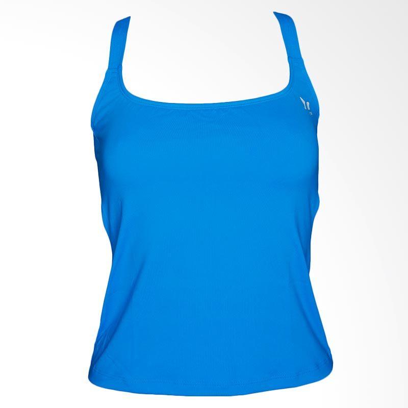 Lasona Premium BRP-228-S Blue12 Atasan Senam Wanita