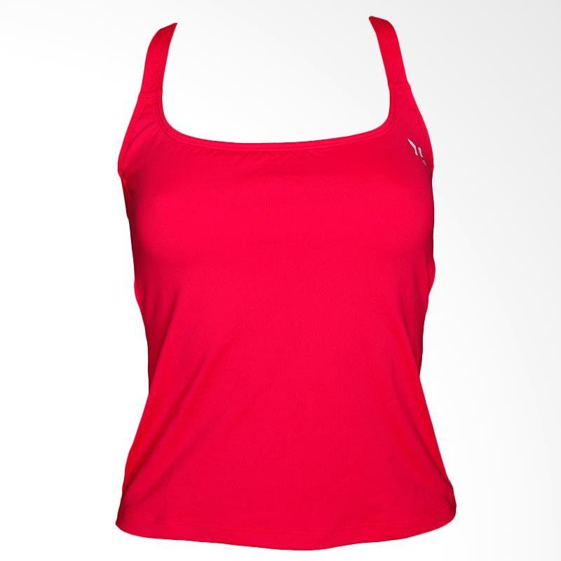 Lasona Premium BRP-228-S Pink15 Atasan Senam Wanita