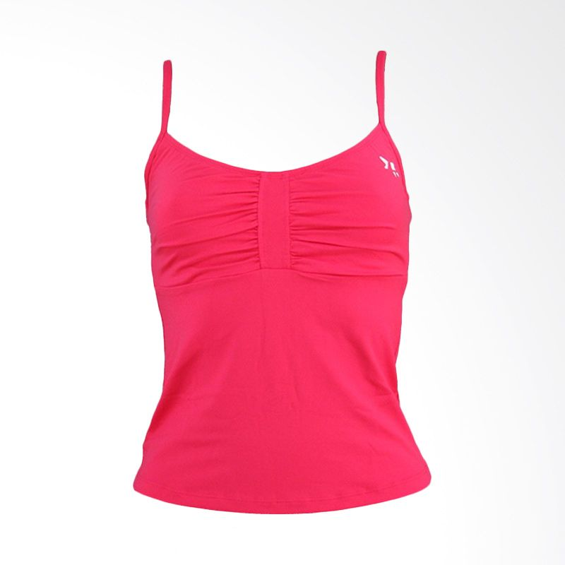 Lasona Premium BRP-2470-S Pink 15 Atasan Senam Wanita