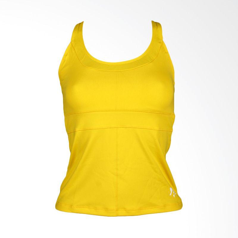 Lasona Premium BRP-2722-S Yellow Atasan Senam Wanita